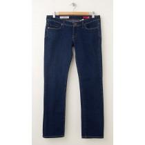 Express X2 W01 Ultra Low Rise Skinny Leg Jeans Women's 6S - Short