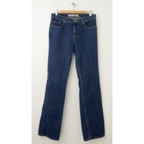 Express Precision Fit Low Rise Flare Jeans Women's 9/10L - Long