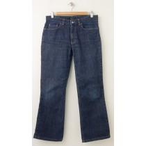 Banana Republic Boot Cut Jeans Women's 6R - Regular (hemmed)