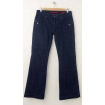 Banana Republic Limited Edition Boot Cut Jeans Women's 6S - Short