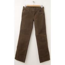 J. Crew Favorite Fit Stretch Vintage Five-Pocket Cord Pants Women's 0S