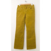 J. Crew Stretch Vintage Favorite Fit Bootcut Corduroy Pants Women's 4R