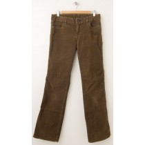J. Crew Favorite Fit Stretch Vintage 5-Pocket Cords Pants Women's 4R