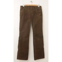 J. Crew Favorite Fit Stretch Vintage 5-Pocket Cords Pants Women's 6R