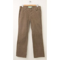 J. Crew Bootcut Corduroy Pants Women's 6S - Short