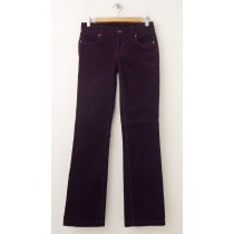 J. Crew Stretch Vintage Favorite Fit Bootcut Corduroy Pants Women's 0R