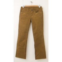 J. Crew Favorite Fit Stretch Vintage Bootcut Cords Women's 27S(hemmed)