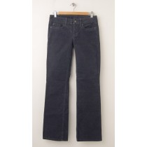 J. Crew Favorite Fit Stretch Vintage Bootcut Corduroy Pants Womens 25S