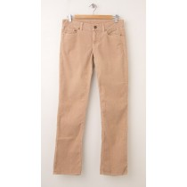 J. Crew City Fit Vintage Matchstick Corduroy Pants Women's 26S - Short