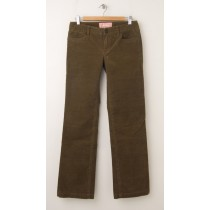 J. Crew Bootcut Corduroy Pants Women's 2S - Short