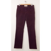 J. Crew Matchstick Corduroy Pants Women's 28R - Regular
