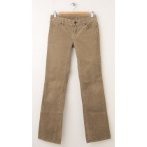 J. Crew Favorite Fit Vintage Stetch Corduroy Pants Women's 0R Regular