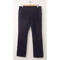 J. Crew Vintage Matchstick Skinny Leg Corduroy Pants Women's 30S Short