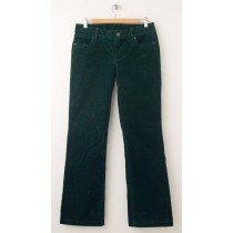 J. Crew Favorite Fit Stretch Bootcut Cord Corduroy Pants Women's 4S