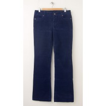 J. Crew Stretch Vintage Favorite Fit Bootcut Corduroy Pants Women's 6R
