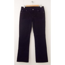J. Crew Favorite Fit Stretch Bootcut Cord Corduroy Pants Women's 6S