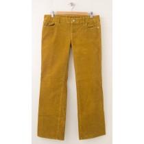 J. Crew Favorite Fit Corduroy Pants Women's 10P - Petite
