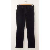 J. Crew City Fit Stretch Vintage Matchstick Corduroy Pants Women's 26S