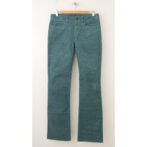 J. Crew Favorite Fit Stretch Vintage Bootcut Corduroy Pants Womens 27R
