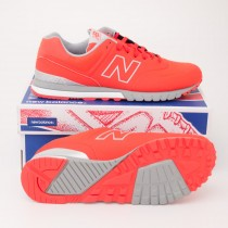 New Balance Men's Revlite 574 Classics Running Shoes MRL574RR in Red