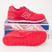 New Balance Men's Year of the Snake 574 Classics Shoes ML574SRE in Red