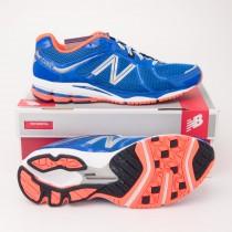 New Balance 880v2 Running Shoe M880BO2 in Blue with Orange