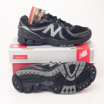 New Balance M860v2 Stability Running Shoe M860BK2 in Black