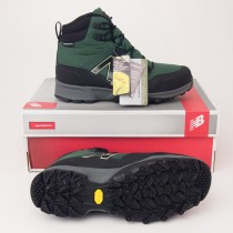 New Balance Men's 1099 Winter Hiking Boot MO1099BG in Black with Green