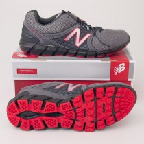 New Balance 750v2 Running Shoe M750GR2 in Grey with Red
