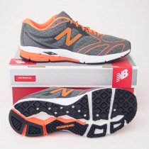 New Balance Men's 851 Running Shoe ME851GO1 in Grey with Orange