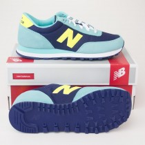 New Balance Women's Heritage 501 Classics Running Shoes Teal
