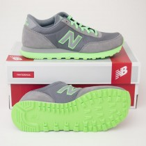 New Balance Women's Sole Pack 501 Classics Running Shoes Grey WL501SSE