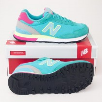 New Balance Women's Retro 515 Classics Running Shoes in Mint WL515MG