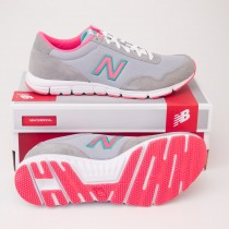 New Balance Women's 640 Classics Running Shoes in Grey WL640NB