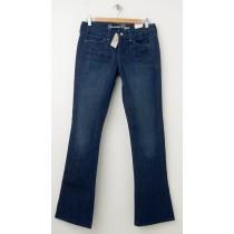 American Eagle Outfitters True Boot Jeans Women's 6L - Long (hemmed)