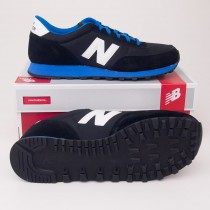 New Balance Men's 501 Classics Running Shoes ML501KRW in Black