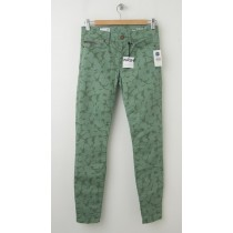 NEW Gap 1969 Legging Jean Skimmer in Green Floral