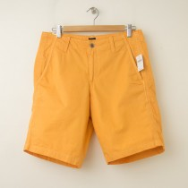 "NEW Gap Surfwash Bedford 10"" Shorts in Orange Sun 887"