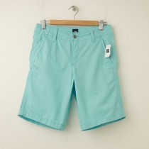 "NEW Gap Sunfaded Bedford 10"" Shorts in Swimming Blue"