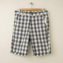 "NEW Gap Big Checkered 10"" Shorts in Blue Check"