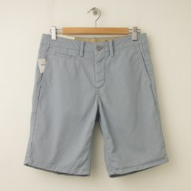 NEW Gap Lived-In Flat Front Short in Blue Star