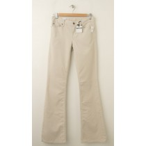 NEW Gap 1969 Perfect Boot Cords Corduroy Pants in Grey Splash