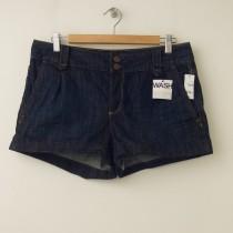 NEW Gap 1969 Denim Sherry Shorts in Topaz Wash