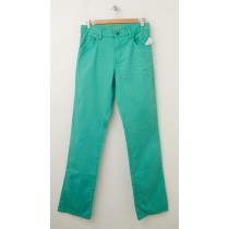 NEW GapKids Boy's 1969 Straight Jeans in Turquoise