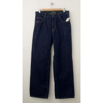 NEW GapKids Boy's 1969 Loose Fit Jeans in Dark Rinse
