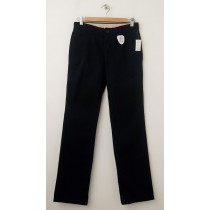 GapKids Boy's GapShield Uniform Straight Chino Pants in Basic Black