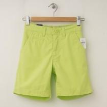 GapKids Boy's Flat Front Shorts in Locust