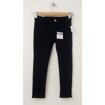 NEW GapKids Girls's 1969 Legging Jeans in Black Denim