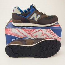 New Balance Made in England Race Day 576 The Fighter Sneaker M576RBB