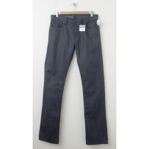 NEW Gap 1969 Straight Fit Jeans in Clean Grey